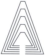 Triangular Ties