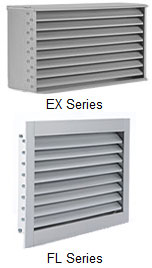 Extruded Brick Vents