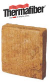 Fire rated top of wall masonpro for Mineral wool firestop