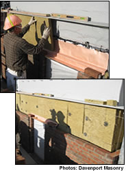 Fire Rated Top Of Wall Masonpro