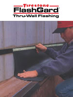 Flashgard Thru Wall Flashing