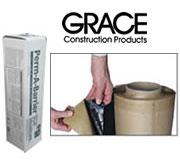 Grace Wall Membrane above grade