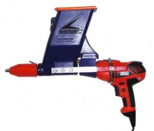 Quikpoint Mortar Gun