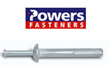 Powers Fasteners Expansion Pins Stainless Steel Nail