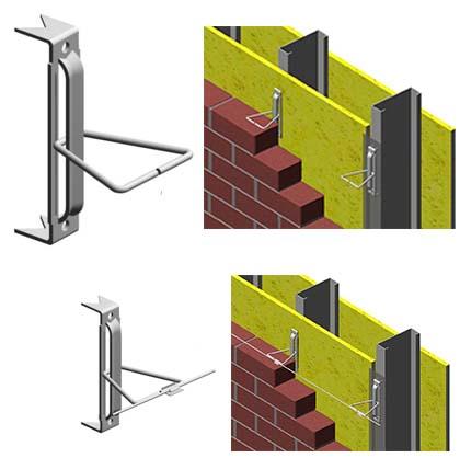 Brick Veneer Anchors | MASONPRO